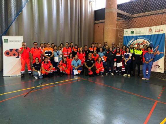 Jaén – Día europeo de actuación ante la parada cardiorrespiratoria