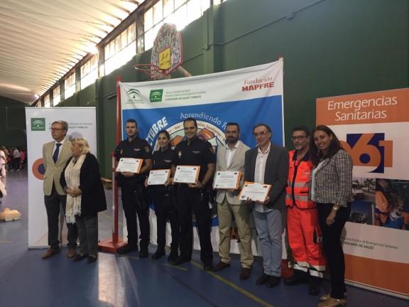 Huelva – Día europeo de actuación ante la parada cardiorrespiratoria