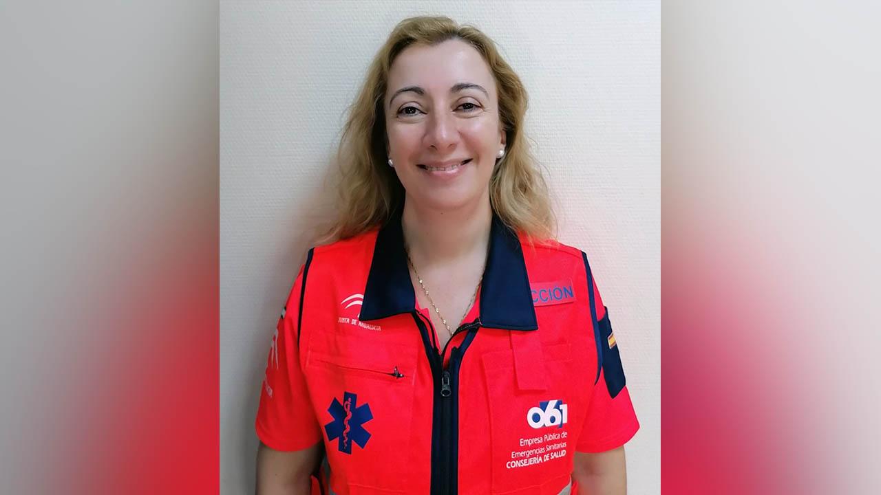 La Empresa Pública de Emergencias Sanitarias nombra a María Belén Lozano León como nueva directora del 061 en Málaga