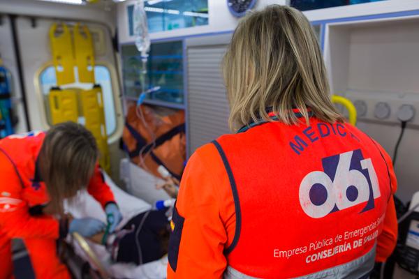 Nueva condena por delito de atentado contra una médico del 061 en Málaga