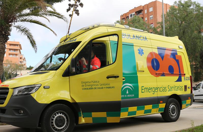 La Policía Nacional  y el 061 han actualizado el «Protocolo de actuación con pacientes agresivos»