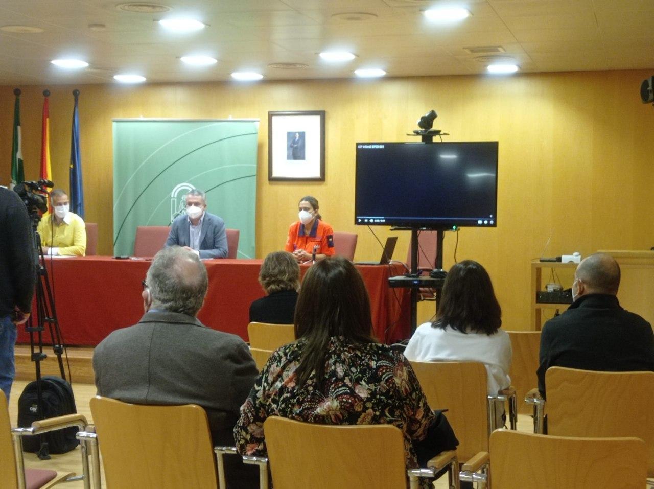 """El 061 de Almería celebra 10 años de cardiomaratones con la campaña """"También los niños salvan vidas"""""""